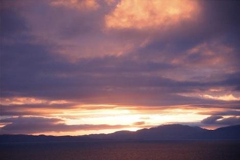 Colonsay sunrise